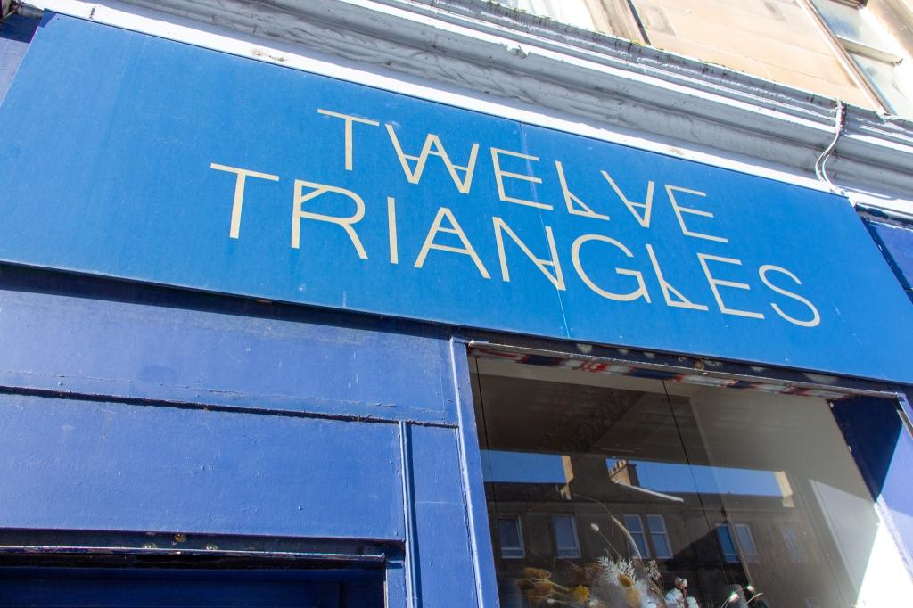 Twelve Triangles Edinburgh