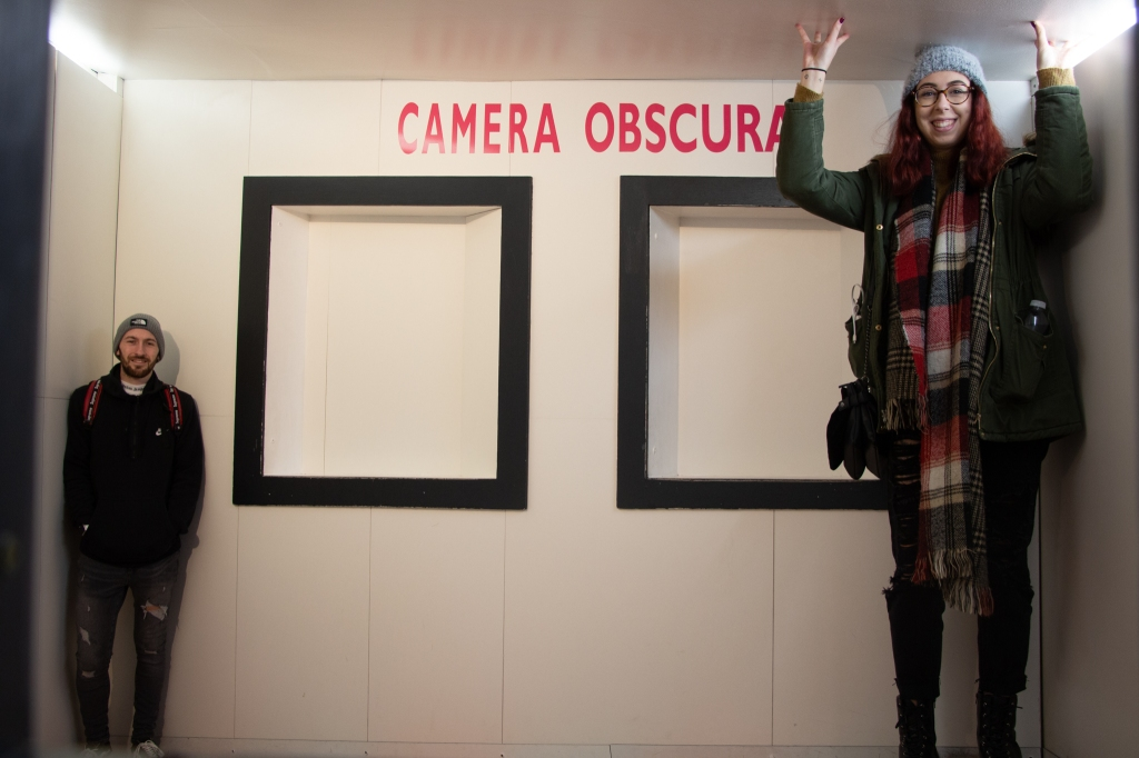 Camera Obscura & World of Illusions
