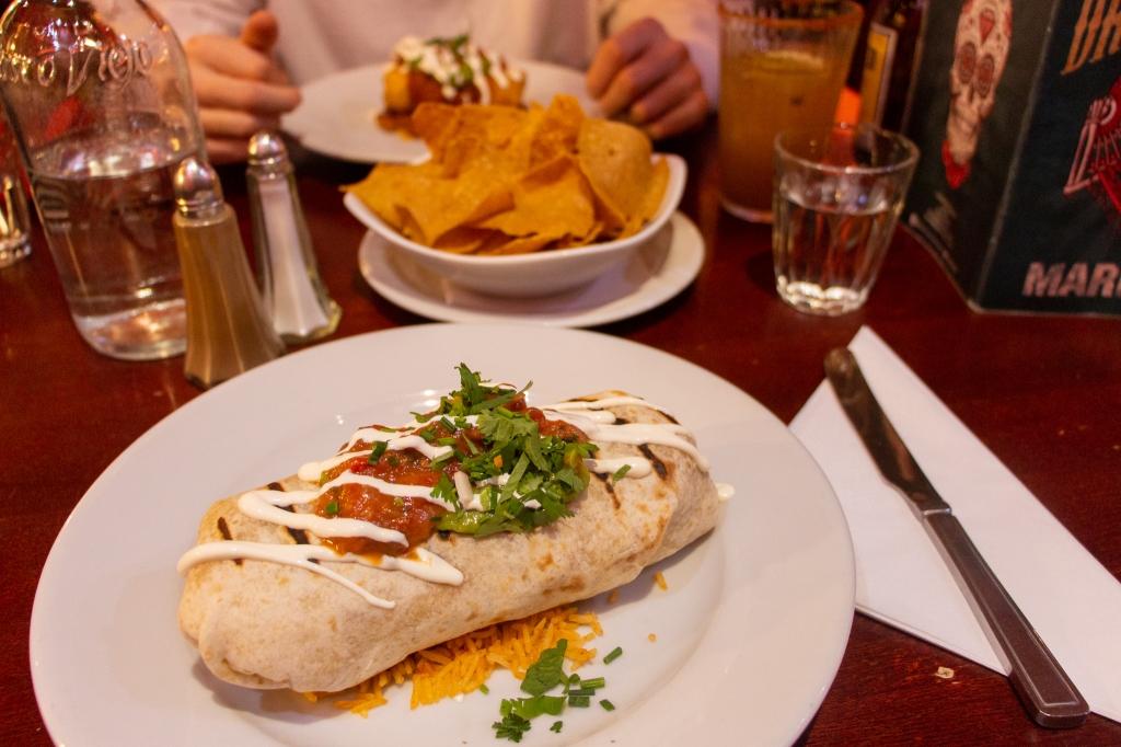 Mariachi Restaurant Edinburgh