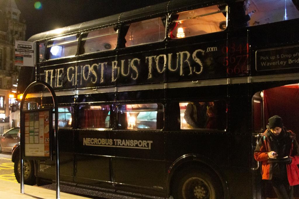 The Ghost Bus Tour Edinburgh